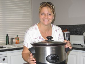 Me and my slow cooker